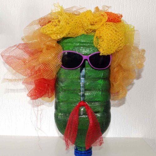 Upcycling Maske