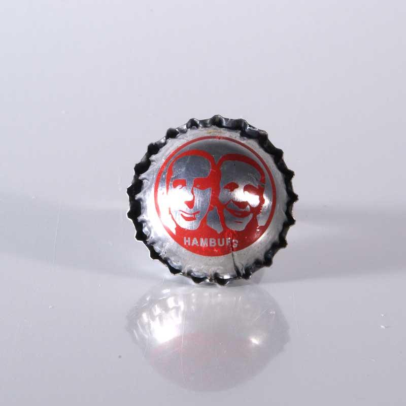 Kronkorken Upcycling, Kronkorkenring, Statement Ring, Unikat, Geschenk, Handgemacht, Kronkorkenschmuck, Hamburg